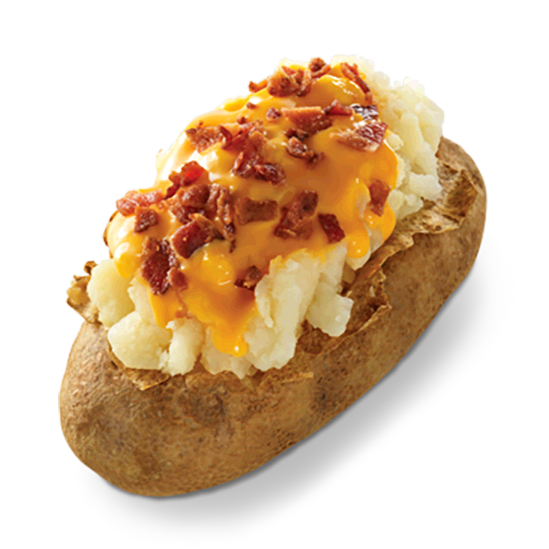 Bacon Cheese Baked Potato